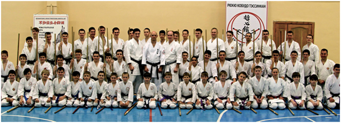 4th International Ryûkyû Kobudô Seminar in Minsk/ Belarus