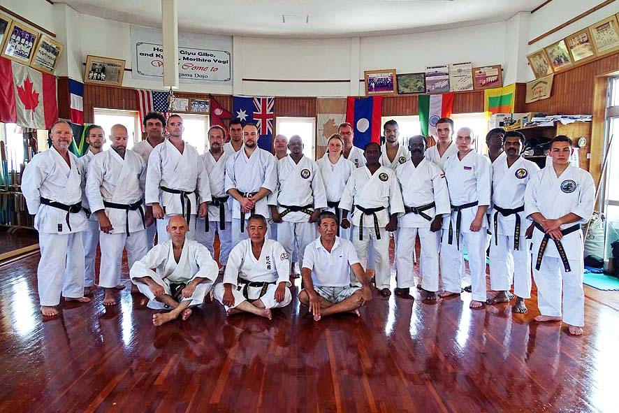 "Our Visit To Okinawa in 2018 – ""The 1st Okinawa Karate International Tournament"""